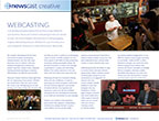 newscast brochure